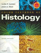 Color Textbook of Histology 3rd Edition 9781416029458 1416029451