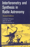 Interferometry and Synthesis in Radio Astronomy 2nd edition 9780471254928 0471254924