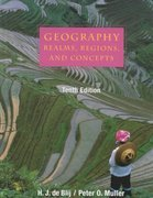 Geography 10th edition 9780471407751 0471407755