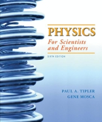 Physics for Scientists and Engineers, Volume 1 6th edition 9781429201322 1429201320