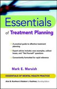 Essentials of Treatment Planning 1st edition 9780471419976 0471419974