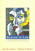 Reason in Law 7th Edition 9780321202291 0321202295