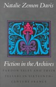 Fiction in the Archives 1st Edition 9780804717991 0804717990