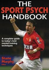 The Sport Psych Handbook 1st edition 9780736049047 0736049045