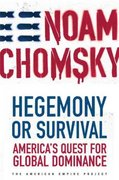 Hegemony or Survival 1st Edition 9780805074000 0805074007