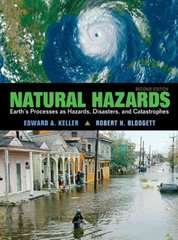 Natural Hazards 2nd edition 9780132318648 0132318644