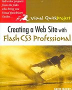 Creating a Web Site with Flash CS3 Professional 1st edition 9780321503008 0321503007