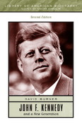 John F. Kennedy and a New Generation 2nd Edition 9780321101433 032110143X