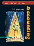 Management Accounting 3rd edition 9780324206760 0324206763