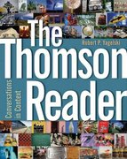 The Thomson Reader 1st edition 9781413013603 1413013600