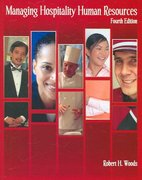 Managing Hospitality Human Resources 4th edition 9780866122870 0866122877