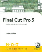 Final Cut Pro 5 Hands-On Training 1st edition 9780321375711 0321375718