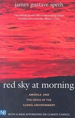Red Sky at Morning 2nd edition 9780300107760 0300107765