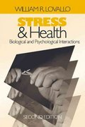 Stress and Health 2nd edition 9781412904780 1412904781