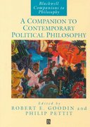 A Companion to Contemporary Political Philosophy 1st edition 9780631199519 0631199519