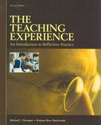 The Teaching Experience 1st edition 9780536318220 0536318220