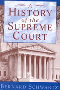 A History of the Supreme Court 0 9780195093872 0195093879