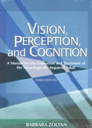 Vision, Perception, and Cognition 3rd Edition 9781556422652 1556422652