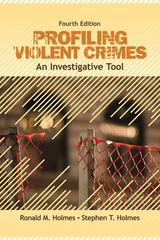 Profiling Violent Crimes 4th Edition 9781412959988 1412959985