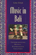 Music in Bali 1st Edition 9780195141498 0195141490