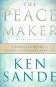 The Peacemaker 3rd Edition 9780801064852 0801064856