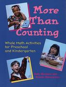 More Than Counting 1st Edition 9781884834035 1884834035