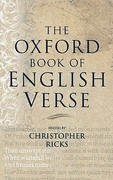 The Oxford Book of English Verse 0 9780192141828 0192141821