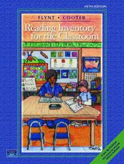 Reading Inventory for the Classroom 5th Edition 9780131121065 0131121065