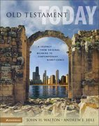 Old Testament Today 0 9780310238263 0310238269