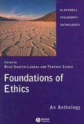 Foundations of Ethics 1st edition 9781405129527 1405129522