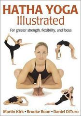 Hatha Yoga Illustrated 1st Edition 9781450498296 1450498299