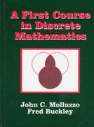 A First Course in Discrete Mathematics 0 9780881339406 0881339407