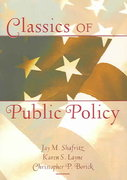 Classics of Public Policy 1st edition 9780321089892 0321089898