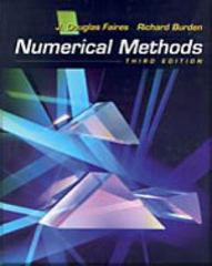 Numerical Methods 3rd edition 9780534407612 0534407617