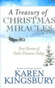 A Treasury of Christmas Miracles 0 9780446193924 0446193925