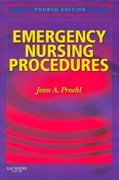 Emergency Nursing Procedures 4th Edition 9781416040989 1416040986