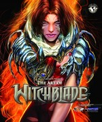 Art of Witchblade Art Book 0 9781582408576 1582408572