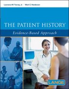The Patient History: Evidence-Based Approach 1st edition 9780071402606 0071402608