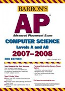 Barron's AP Computer Science 3rd edition 9780764134876 0764134876