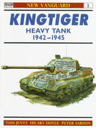 Kingtiger Heavy Tank 1942–45 0 9781855322820 185532282X