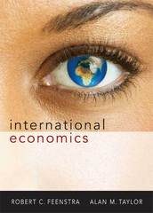 International Economics 1st edition 9780716792833 0716792834