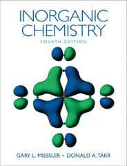 Inorganic Chemistry 4th Edition 9780136128663 0136128661