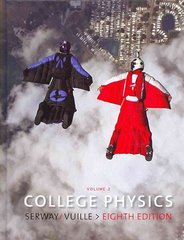 College Physics Vol. 2 8th edition 9780495554752 0495554758