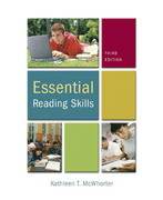 Essential Reading Skills 3rd edition 9780205540044 020554004X
