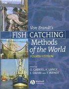 Fish Catching Methods of the World 4th Edition 9780852382806 0852382804