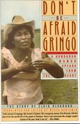 Don't Be Afraid Gringo 0 9780060972059 006097205X