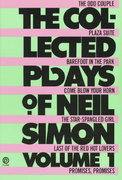 The Collected Plays of Neil Simon 1st Edition 9780452258709 0452258707