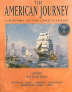 The American Journey 2nd edition 9780130918819 0130918814