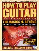 How to Play Guitar 2nd edition 9780879306618 0879306610