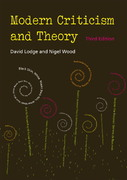 Modern Criticism and Theory 3rd edition 9780582784543 0582784549